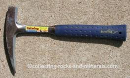 geological hammer
