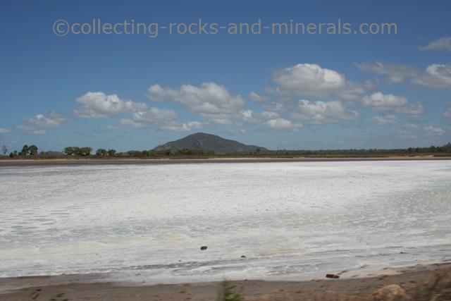 natural rock salt