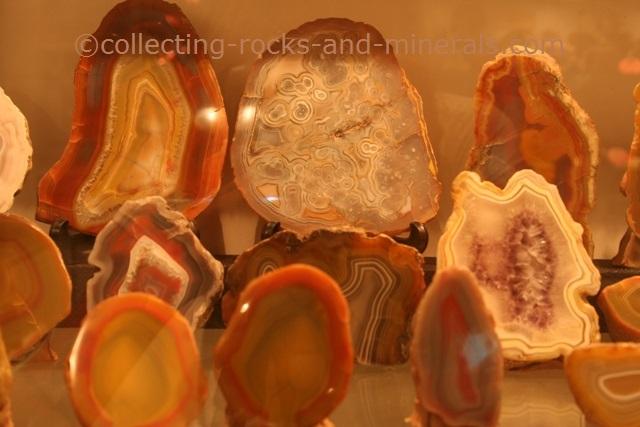 mineral crystals