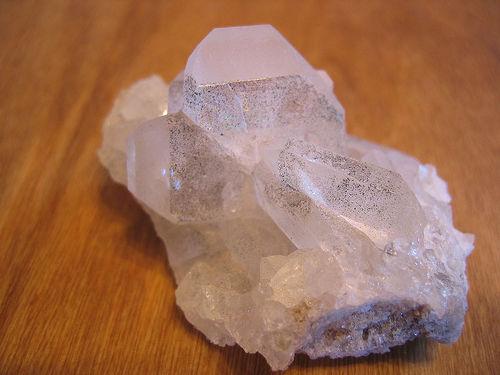 mineral twinning