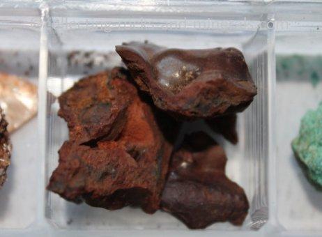 hematite red