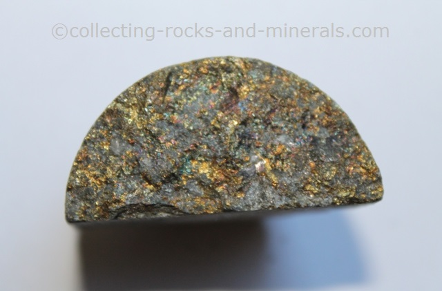 metal ore minerals