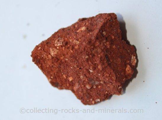 breccia rock
