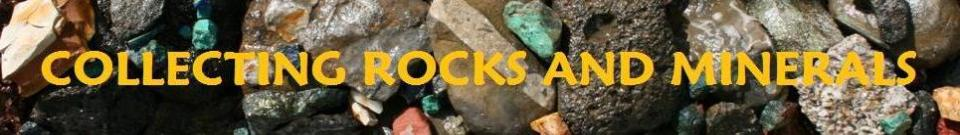 collecting rocks and minerals