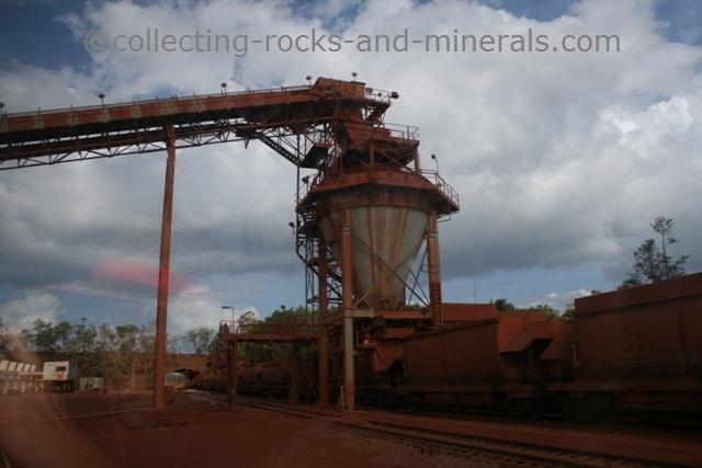 bauxite to aluminium