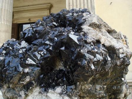 black quartz