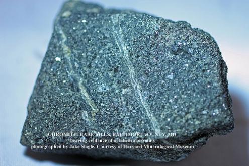 chromite mineral