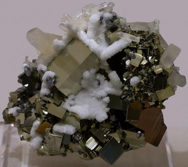 mineral habit