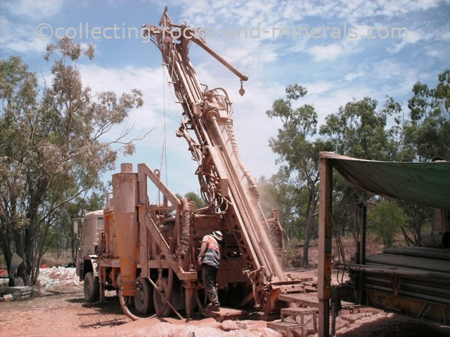 mining exploration company