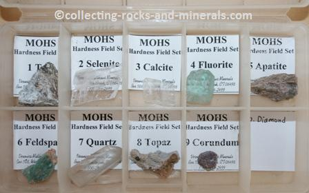 mineral hardness