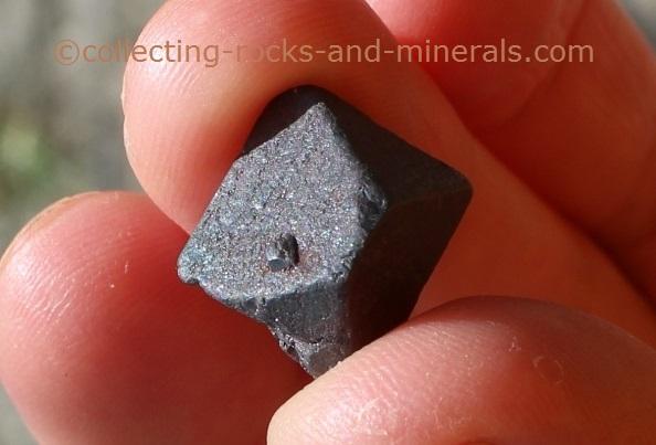 oxide minerals