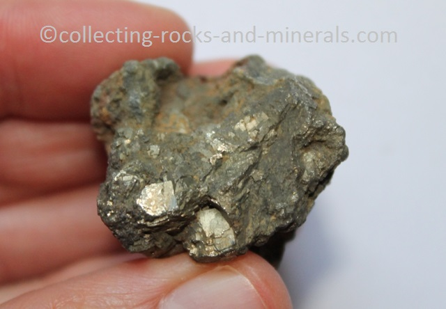properties of pyrite
