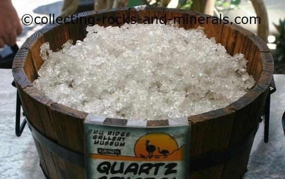 quartz gemstones