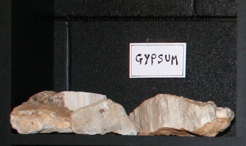 rock gypsum