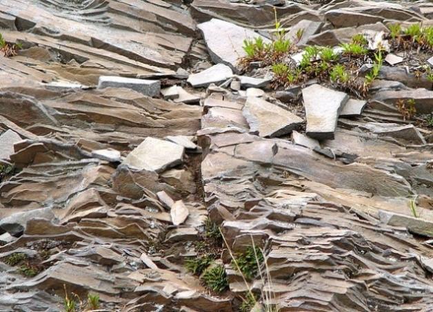 shale sandstone