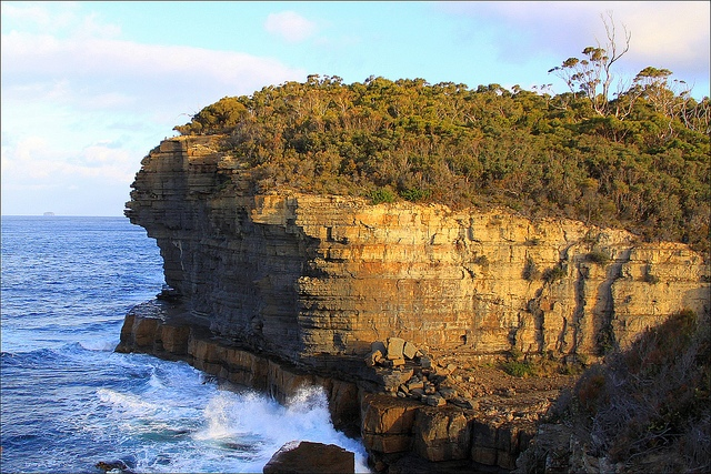 siltstone rock