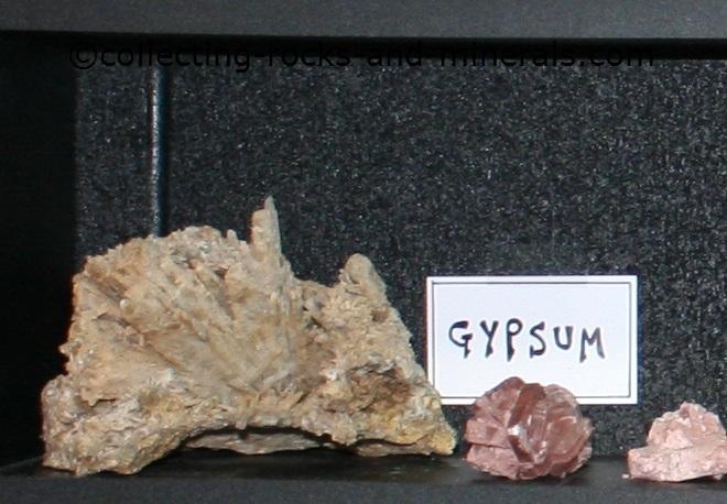 sulfate minerals
