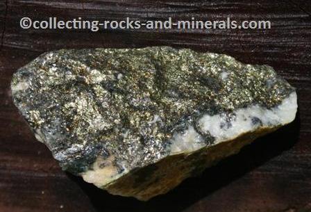 copper chalcopyrite