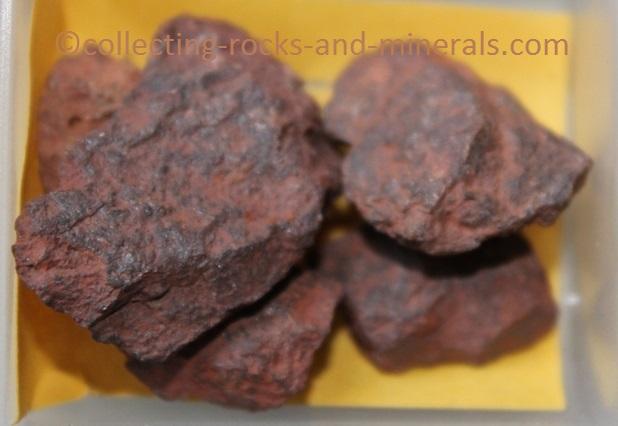 zinc minerals